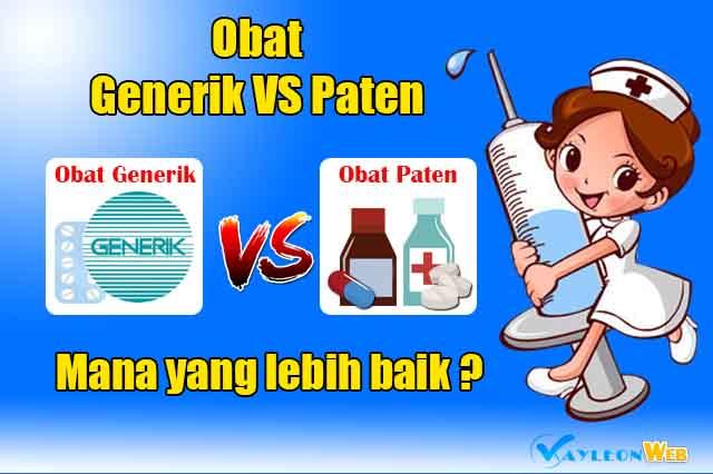 Obat Generik VS Obat Paten : Mana yang lebih baik?