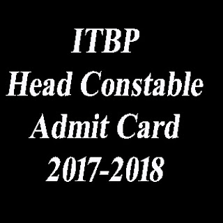 ITBP Head Constable Admit Card Download, ITBP HC Admit Card 2017, Download HC ITBP Admit Card 2018, ITBP Head Constable Ministerial Admit Card 2017-18 PET PST Exam, ITBP Head Constable Admit Card 62 Post, ITBP 62 Head Constable Admit Card 2017, ITBP Head Constable Ministerial Recruitment 2017, ITBP Head Constable Admit Card 2018, ITBP Head Constable Ministerial Recruitment 2017 Physical Date, ITBP Head Constable Admit Card 229 Post, ITBP Head Constable Admit Card 2018 62 Post, ITBP Hc Admit Card 2017 Download, ITBP Head Constable Ministerial Admit Card 2018 Download ITBP HC Ministerial Skill Test Exam Admit Card 2016 ITBP HC Ministerial Written Call Letter/ Hall Ticket 2016 ITBP Head Constable Date of Typing test Written Test 2018