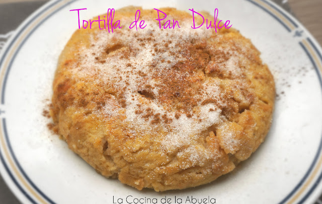 tortilla pan dulce duro receta pasos tradicional abuela