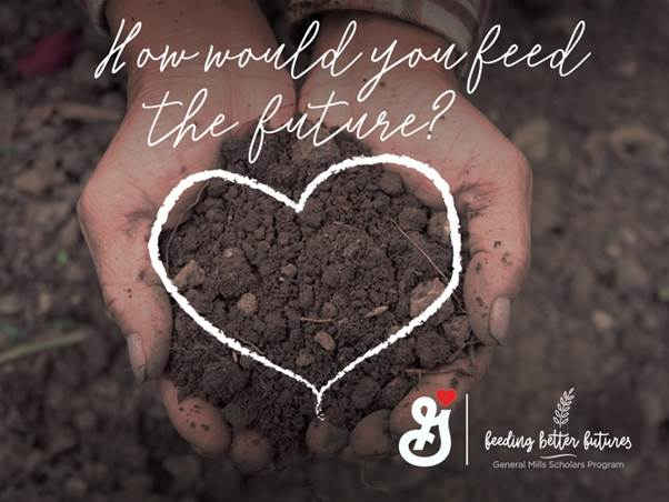 How would you feed the future scholars contest #ad