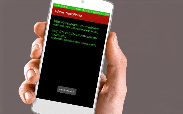 تعرف كيف تخترق المواقع والدخول إليها بإستعمال هاتفك وهذا التطبيق بسهولة