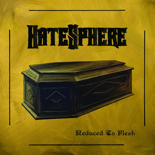 "Hatesphere - ""Reduced To Flesh"""