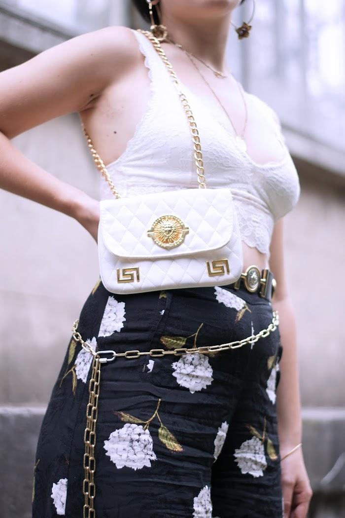 Look │ Golden chains