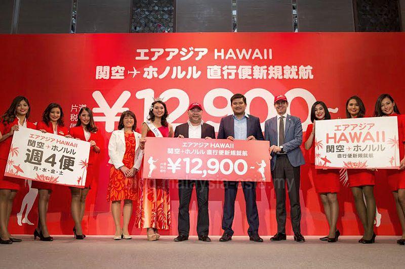 AirAsia X Flights To Hawaii USA