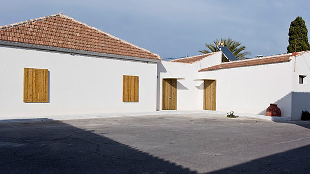 Rehabilitación de una antigua casa en La Huerta Murciana - Laura Ortín