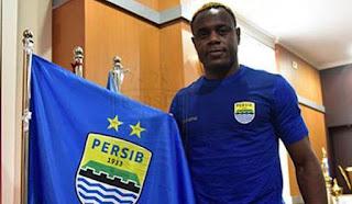 Persib vs Borneo FC: Debut Victor Igbonefo, Duet Eze-Bauman Berlanjut