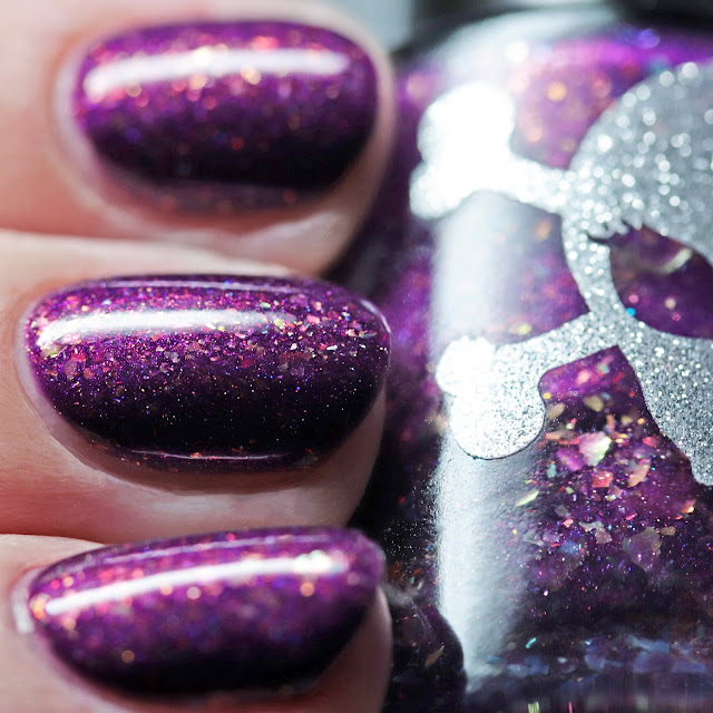 Necessary Evil Polish Trick Or Treat Yourself
