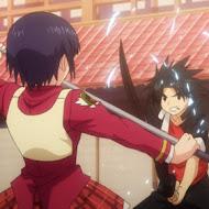 UQ Holder!: Mahou Sensei Negima! 2 Episode 03 Subtitle Indonesia