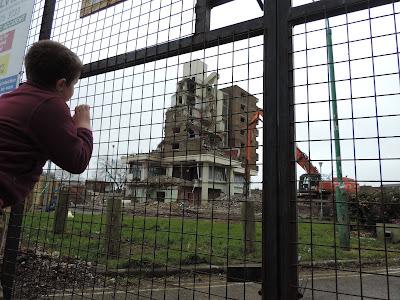 somerstown portsmouth health centre building demolition