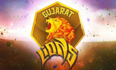 Gujrat Lions IPL logo