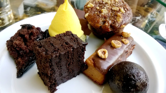 Glasshouse Hyatt Regency Sunday Brunch Vegetarian Vegan Health Nutrition Gourmet Masterchef Dessert