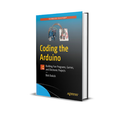 Free Book Coding the Arduino: Building Fun Programs, Games, and Electronic Projects