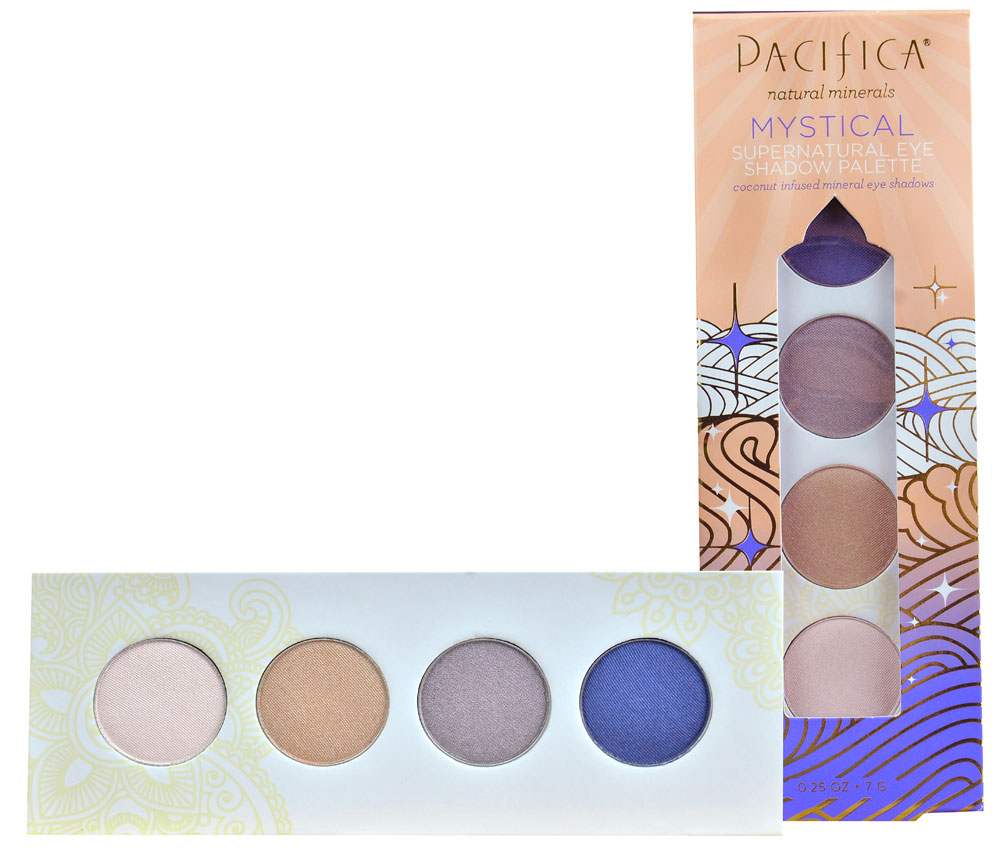Paleta Mystical de PACIFICA PERFUMS