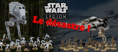 [Review] Star wars legion, la débacle?