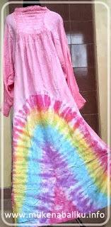 Dress Bali Pelangi