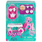 MLP Pinkie Pie Tea Singles Ponyville Figure
