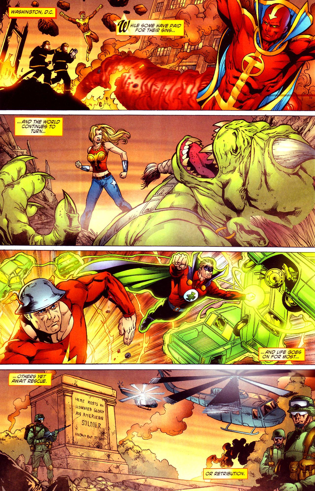 Read online Wonder Woman (2006) comic -  Issue #12 - 5