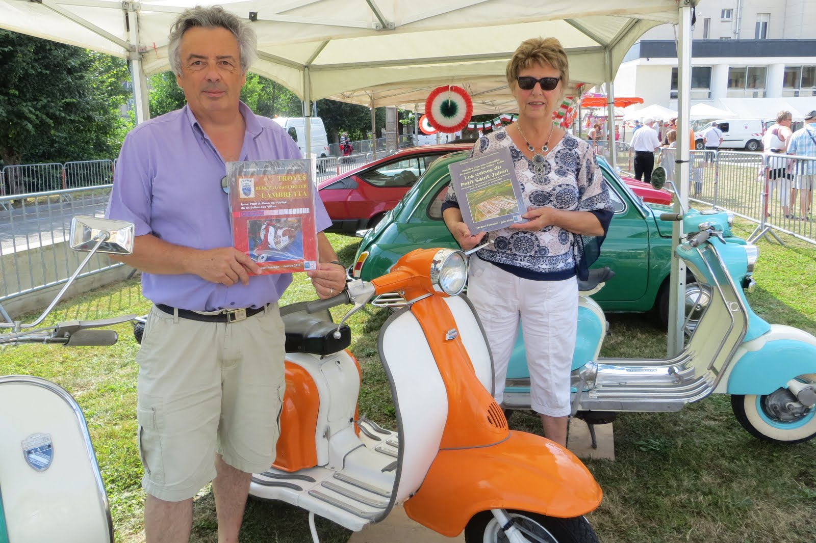 Amateurs de Lambretta