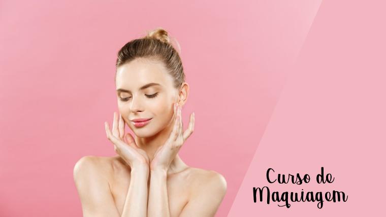 Curso de Maquiagem online e gratuito