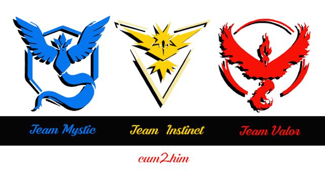 Cara Memilih Team Pokemon GO Yang Tepat