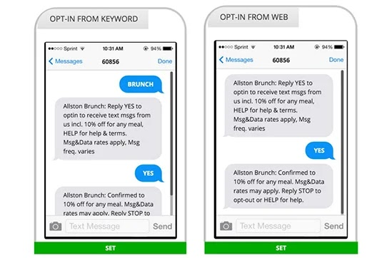 Staying Compliant with SMS Regulations