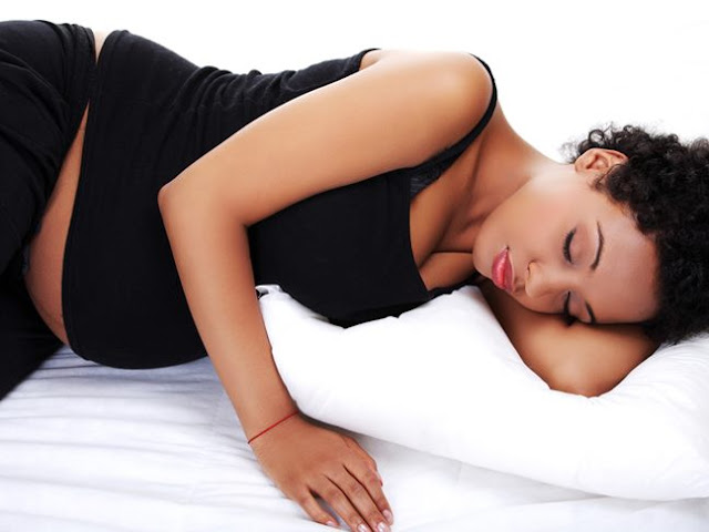 Sleep Position Pregnancy Good To Know Early