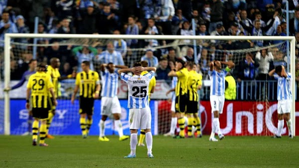 """Hummels, sobre el Málaga-Dortmund: """"En La Rosaleda debimos meterles tres o cuatro goles"""""""