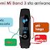Caratteristiche Xiaomi Mi Band 3: quasi tutto pronto per il suo debutto