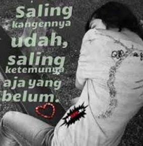 Dp bbm cinta ldr kangen