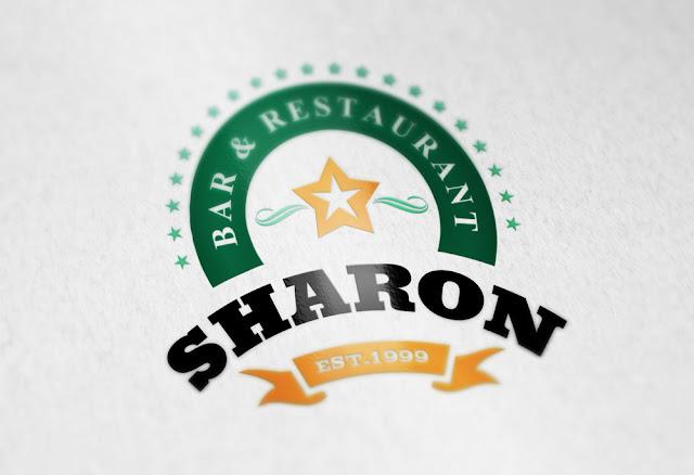 Share 3 Logo mockup PSD đẹp
