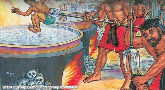 Ashoka's hell