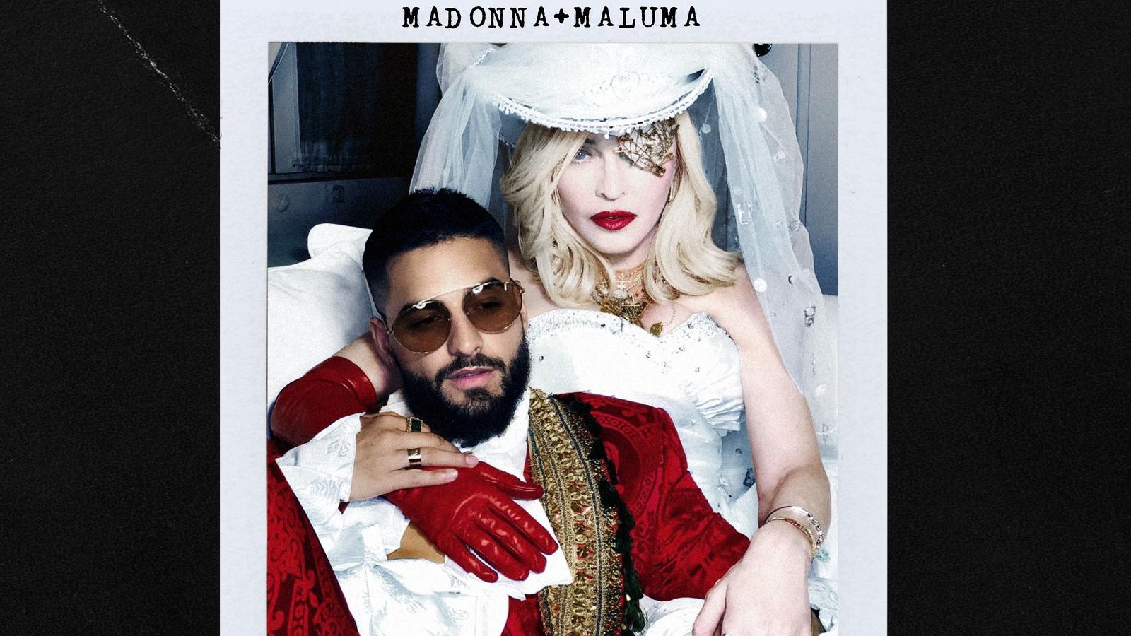 Relaxa, Madonna sabe o que está fazendo.