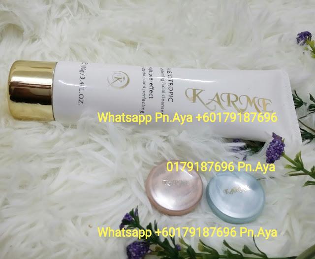 KARME/ KARME SKIN CARE/ KARME BEAUTY/ KARME BEAUTY SKIN CARE/ KARME WHITENING SKIN CARE 1 SET TRIAL RM65 S/M..RM70 S/S..FREE POSLAJU  Fungsi Karme Beauty Care ✔MERAWAT KULIT DARI DALAM ✔KULIT AKAN KELIHATAN HALUS&TEGANG ✔MEMBUANG SEL KULIT MATI ✔MERAWAT JERAWAT&JERAGAT ✔MENGHILANGKAN PARUT2 JERAWAT ✔MENCERAHKAN KULIT KUSAM ✔SSESUAI UNTUK SEMUA JENIS KULIT  Kesan-Kesan Sampingan ✔TIADA KESAN SAMPINGAN ✔TIADA ALAHAN ✔TIADA PENGELUPASAN ✔100% DARI SEMULAJADI TUMBUH-TUMBUHAN ✔MERAWAT&MENGECUTKAN JERAWAT  Kelulusan Dari INTERNATIONAL BEAUTY EXPERTS OF GERMAN yang Mengatakan produk ini TIADA KESAN SAMPINGAN  wassapp AYA :0179187696  #jualan #sayajual #jualankaka #jualan #jubahterkini #produkkarme #hargaberpatutan #masker #jubahterkini #jombeli #jualan #bazarpaknilmurah #bazarpaknil #bazaarpaknil #bazarmalaysia #onlineshopmalaysia #visitmyig #sayajualkarme #sayajuallabourse #karmewhiteningskincare #karmebeauty #karmeskincareoriginal #Karmeskincare #krimkarme #setkarme #setkecantikankulit #setkecantikan