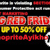 #ShopriteAyikho: Shoprite #BigRedFriday violating CPA law running BAIT MARKETING - out of stock by 10:00am already
