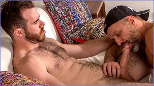 Package – Dirk Caber & Matthew Bosch