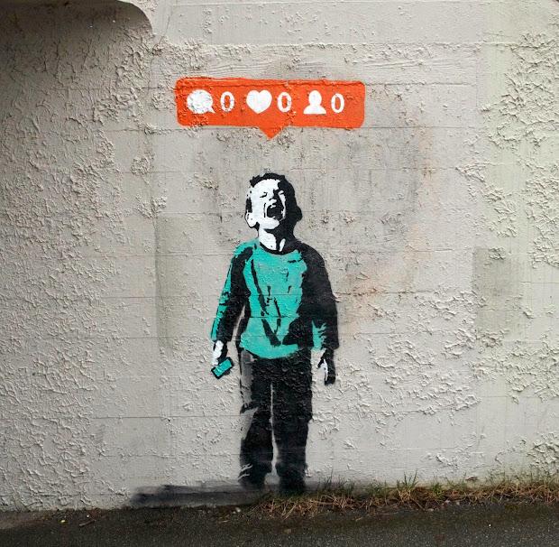 Popular Street Art Pieces Of February 2014