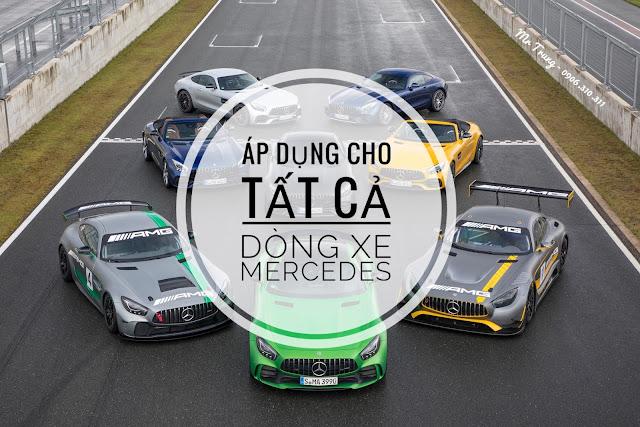 Chương trình khuyến mãi tại Mercedes Hải Phòng được áp dụng cho tất cả các dòng xe Mercedes tại thị trường Việt Nam