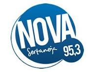 Rádio Nova Sertaneja FM 95,3 de Divinópolis MG