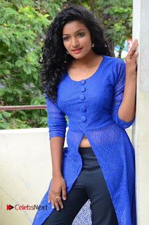 Actress athri Pictures at Campus Ampasayya Songs Launch  0030.JPG