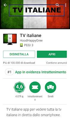 tv italiane