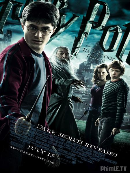 Harry Potter và gã hoàng tử lai