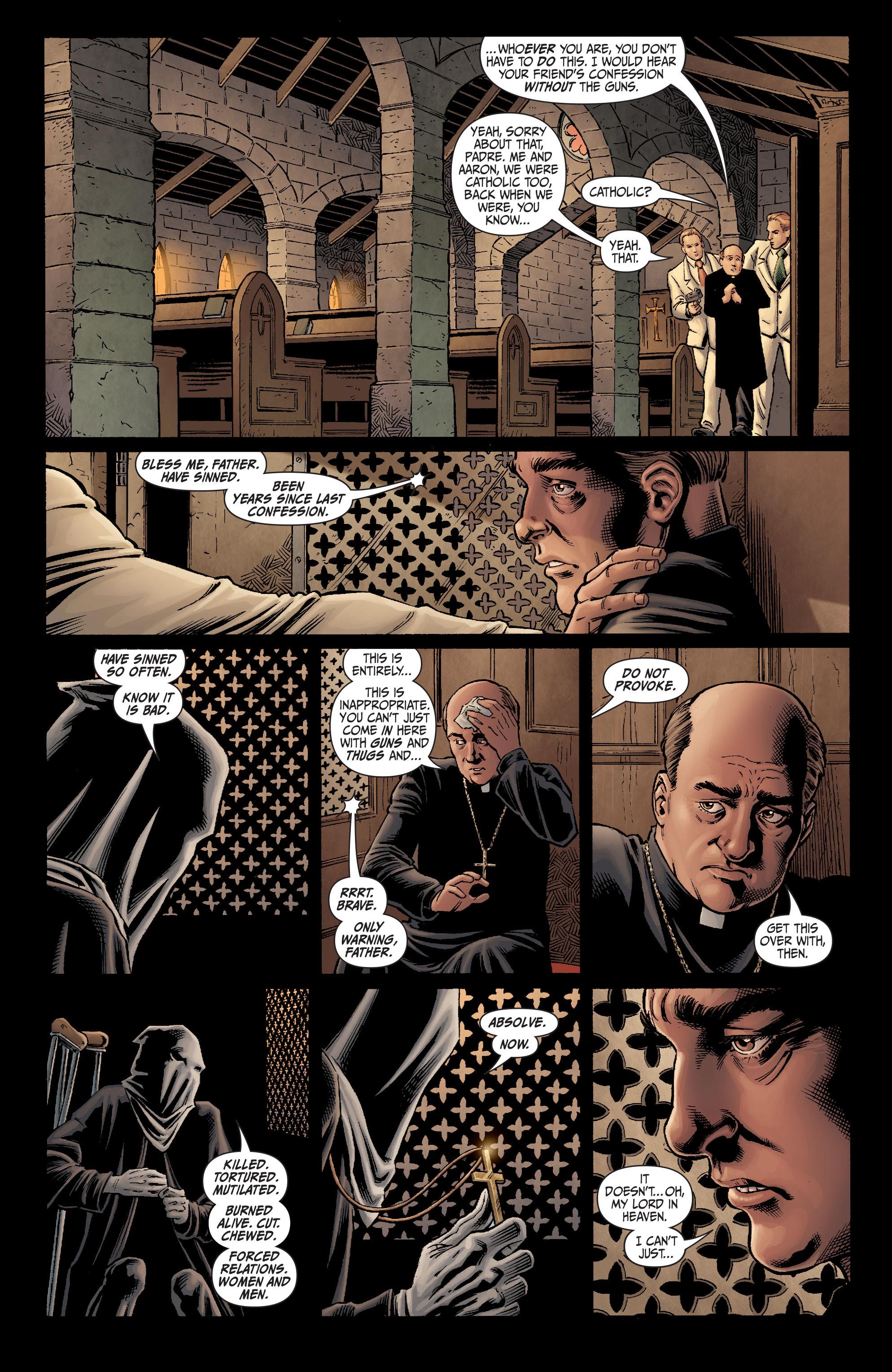Read online Secret Six (2008) comic -  Issue #4 - 11