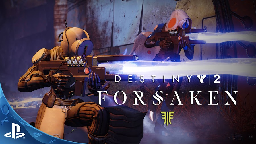 destiny 2 forsaken ps4 exclusive content