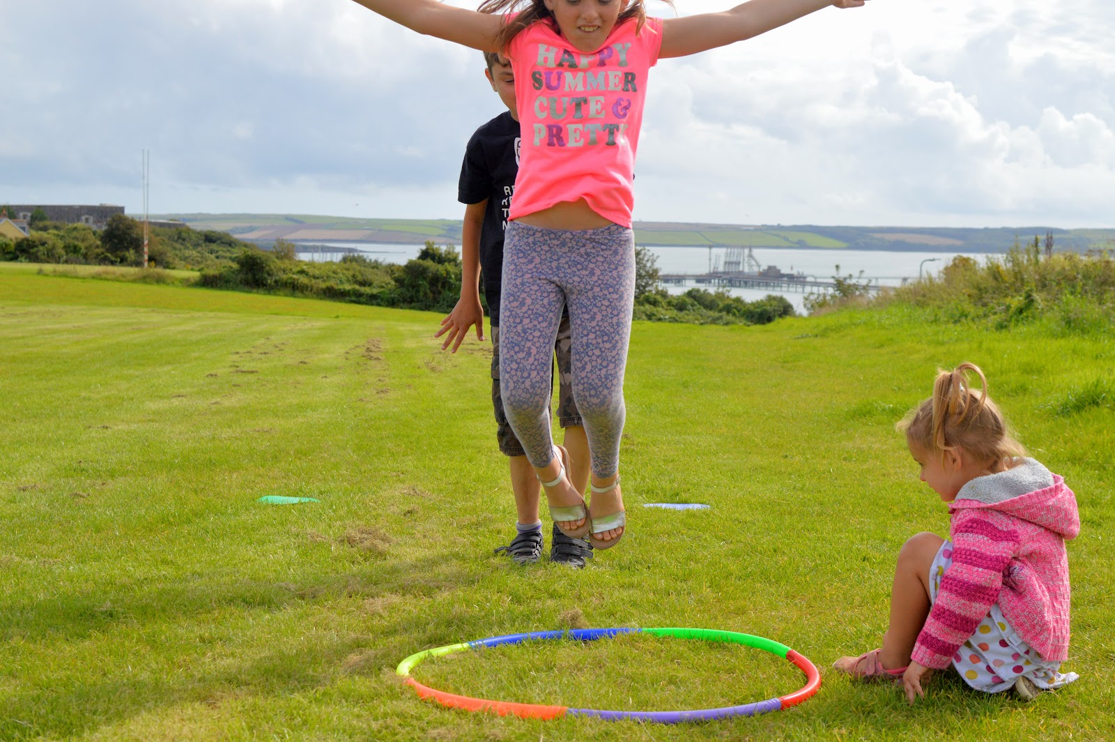 , Jump!  Jump! Physical Literacy with Sport Wales