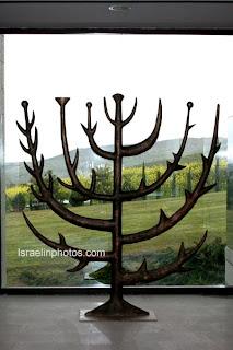 ישראל בתמונות: כורזים, המרכז הבינלאומי דומוס גלילאה - בית הגליל