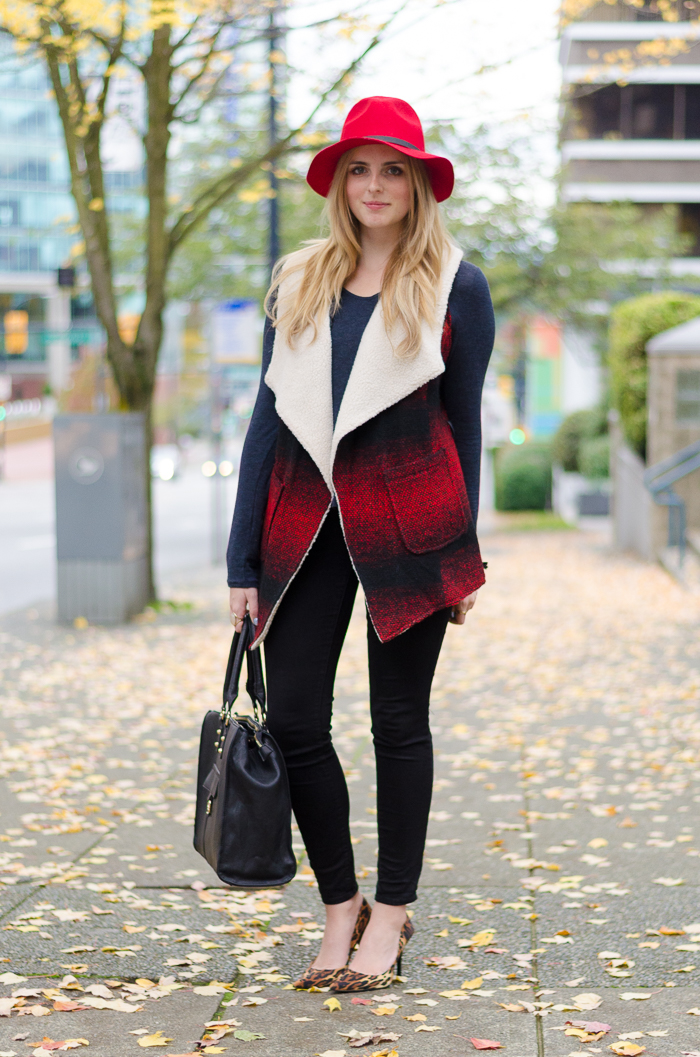 Fall Style Layering Tips