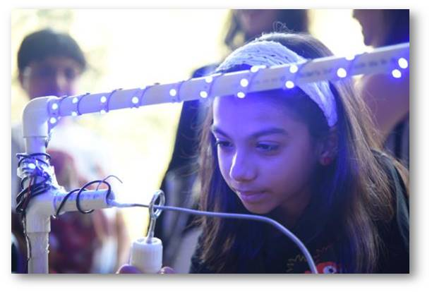 FUN WITH SCIENCE AT INORBIT MALL, WHITEFIELD