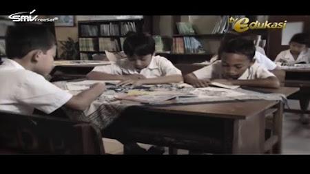 Frekuensi siaran TV Edukasi di satelit ABS 2 Terbaru
