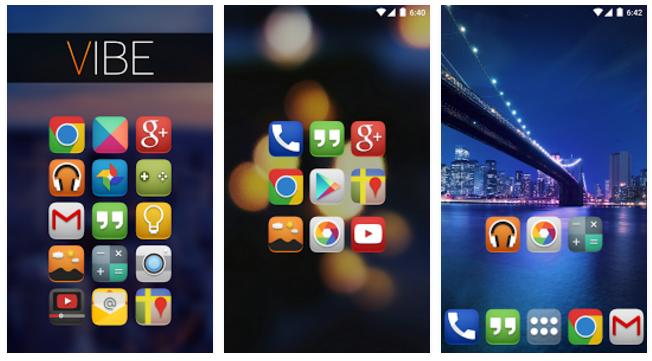 Vibe – Icon Pack v4.2.2