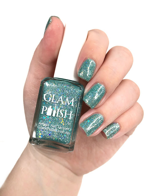 Glam Polish Mystical 25 Sweetpeas